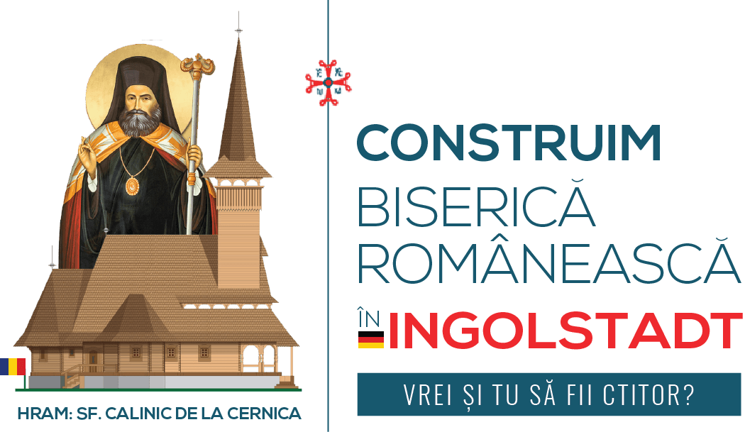 Construim biserică românească în Ingolstadt
