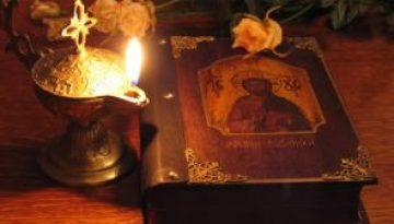 rugaciunea de seara