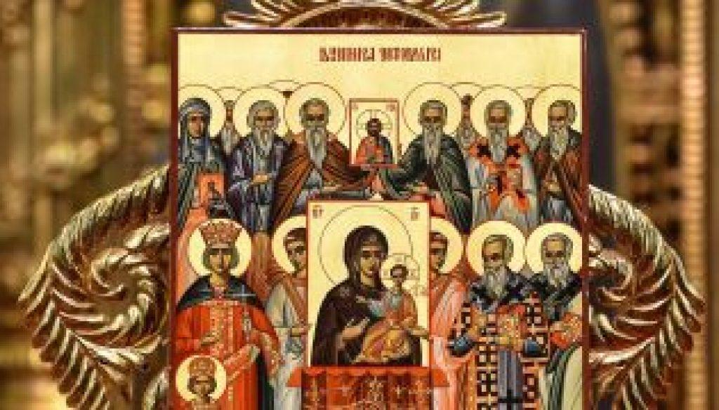 Duminica Ortodoxiei Pastorala mic