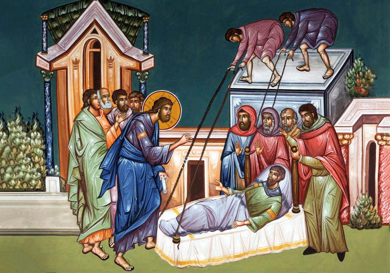 duminica a VI-a dupa Cincizecime
