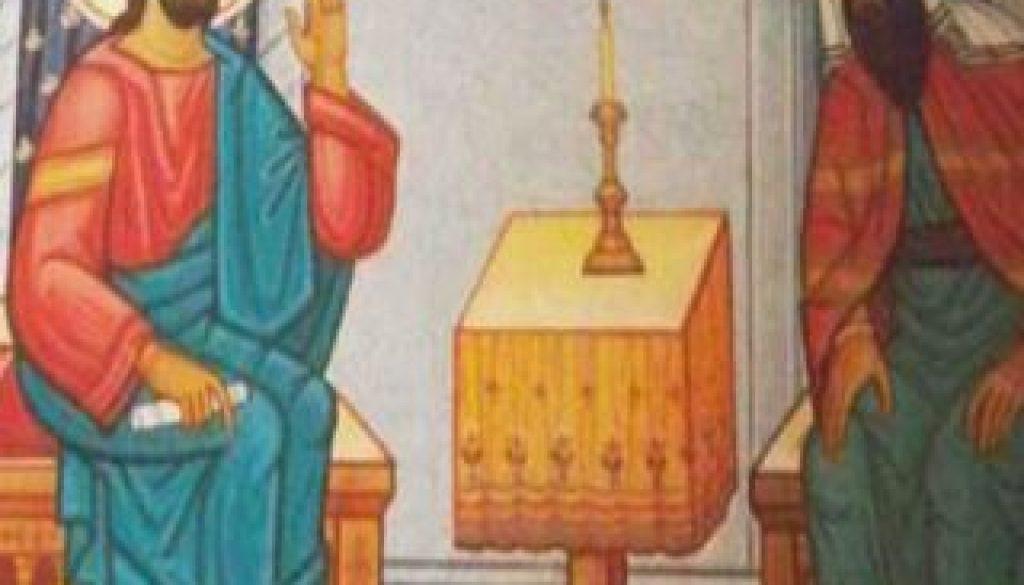 Iisus Nicodim 1