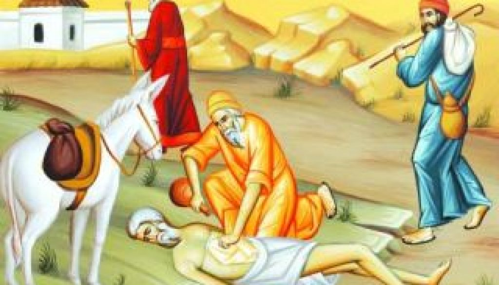 pilda samarineanului milostiv w