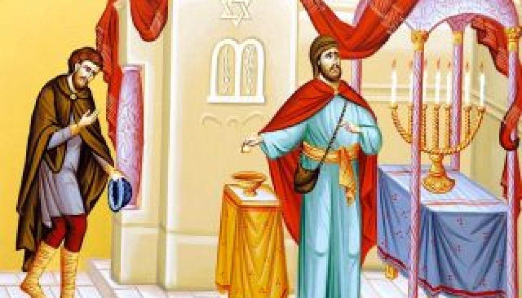 vamesul si fariseul w