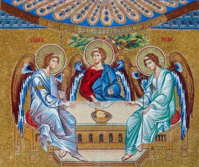 Sfânta Treime - Catedrala Mântuirii Neamului